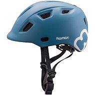 Hamax Thundercap street modrá / modré pásky 47-52 cm - Helma na kolo