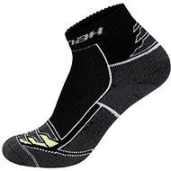 Hannah Walk Lite černé/ zelené - Ponožky