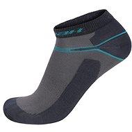 Hannah Bankle W šedé/ modré - Ponožky