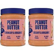 HealthyCo EKO Arašídové máslo jemné - Ořechový krém