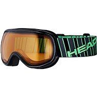 Head Ninja black/green - Dětské lyžařské brýle