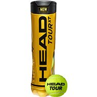 Head TOUR XT (4 Balls) - Tennis Ball