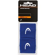 "Head Wristband 2.5"", Blue - Wristband"