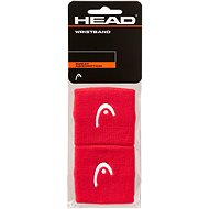 "Head Wristband 2.5"", Red - Wristband"
