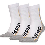 Head Tennis 3P Performance, White/Grey, size 39-42 EU - Socks