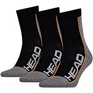 Head Tennis 3P Performance, Black, size 39-42 EU - Socks