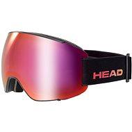 Head Magnify FMR black/red + SL - Lyžařské brýle