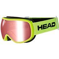 Head Ninja red/yellow - Lyžařské brýle