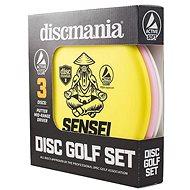 Discmania ACTIVE SOFT - Discgolf Set