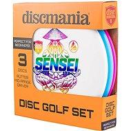Discmania ACTIVE - Discgolf Set