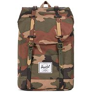 Herschel Retreat Woodland Camo - Batoh