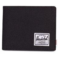 Herschel Roy + Coin RFID Black - Peněženka