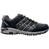 Hi-tec Mercen WP černá/šedá - Trekové boty
