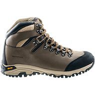 Hi-Tec Sajama Mid Wp, Brown/Black/Sand - Trekking Shoes