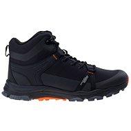 Hi-Tec Himba Mid Wp, Black/Orange - Trekking Shoes
