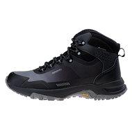 Hi-tec Hahaji Mid WP V černá/šedá - Trekové boty