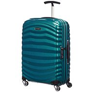 Samsonite SPINNER 55/20 Petrol Blue - LITE-SHOCK 1