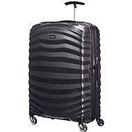 Samsonite SPINNER 69/25 Black - LITE-SHOCK 1 - Cestovní kufr s TSA zámkem