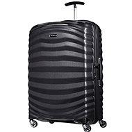Samsonite SPINNER 75/28 Black - LITE-SHOCK 1 - Cestovní kufr s TSA zámkem
