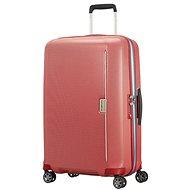 Samsonite MixMesh SPINNER 69/25 Red/Pacific Blue - Cestovní kufr s TSA zámkem