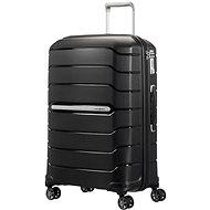 Samsonite Flux SPINNER 69/25 EXP Black - Cestovní kufr s TSA zámkem