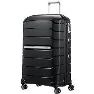 Samsonite Flux SPINNER 75/28 EXP Black - Cestovní kufr s TSA zámkem