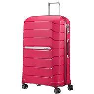 Samsonite Flux SPINNER 69/25 EXP Granita Red - Cestovní kufr s TSA zámkem
