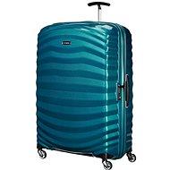 Samsonite SPINNER 81/30 Petrol Blue - LITE-SHOCK 1 - Cestovní kufr s TSA zámkem