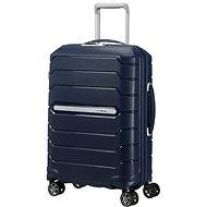 Samsonite Flux SPINNER 55/20 EXP Navy Blue - Cestovní kufr s TSA zámkem
