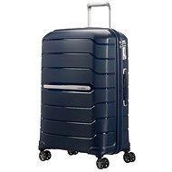 Samsonite Flux SPINNER 69/25 EXP Navy Blue - Cestovní kufr s TSA zámkem