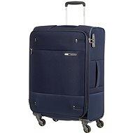Samsonite Base Boost SPINNER 66/24 EXP Navy Blue - Cestovní kufr s TSA zámkem