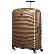 Samsonite SPINNER 69/25 Sand - LITE-SHOCK 1 - Cestovní kufr s TSA zámkem