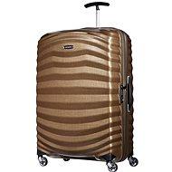 Samsonite SPINNER 75/28 Sand - LITE-SHOCK 1 - Cestovní kufr s TSA zámkem