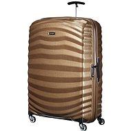 Samsonite SPINNER 81/30 Sand - LITE-SHOCK 1 - Cestovní kufr s TSA zámkem
