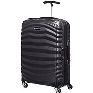 Samsonite SPINNER 55/20 Black - LITE-SHOCK 1