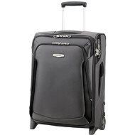 Samsonite X'BLADE 3.0 UPRIGHT 55/20 STRICT Grey/Black - Cestovní kufr s TSA zámkem