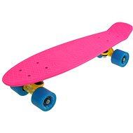 """Sulov Neon Speedway růžovo-modrý vel. 22"""" - Skateboard"""