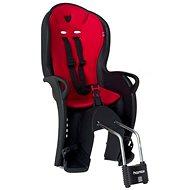 Hamax Kiss černá/červená - Dětská sedačka na kolo