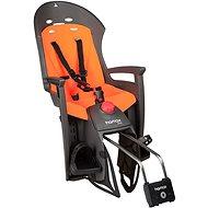 Hamax Siesta šedá/oranžová - Dětská sedačka na kolo