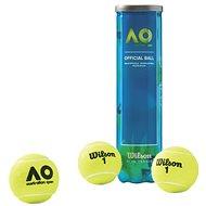 Wilson AUSTRALIAN Open 4 ks - Tenisový míč
