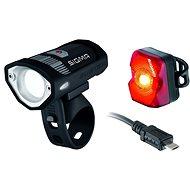 Sigma Buster 200 + Nugget Flash - Světlo na kolo