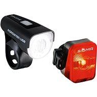 Sigma Lightster USB + Nugget Flash - Světlo na kolo