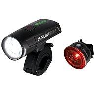 Sigma Sportster + Mono RL  černá - Světlo na kolo