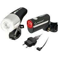 Sigma Speedster + Hiro - Světlo na kolo