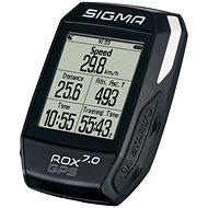 Sigma Rox 7.0 GPS Black - Bike Computer