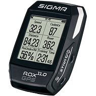 Sigma Rox 11.0 GPS Set Black - Bike Computer
