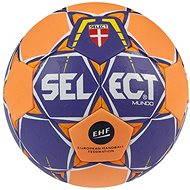 Select Mundo purple-orange velikost 0 - Házenkářský míč
