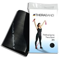 Thera-Band 2m černá - Posilovací guma