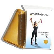 Thera-Band 2m zlatá - Posilovací guma