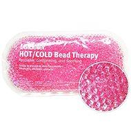 Mueller Hot / Cold Bead růžový - Chladivý / hřejivý sáček